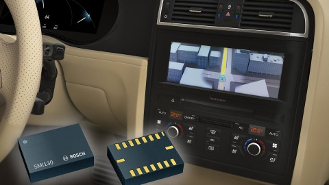 Bosch Automotive Electronics – SMI130
