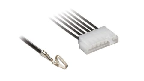 Molex – EdgeMateTM Wire-to-Edge-Card Power Connectors, 3.96mm Pitch, with Positive Lock