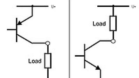 Bipolar Transistor Switch Mode