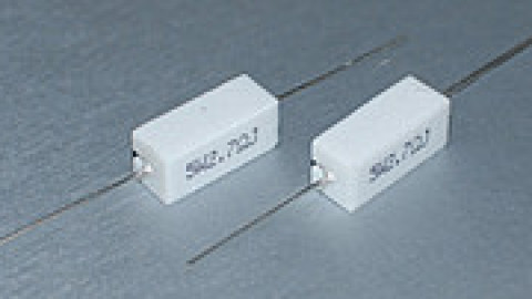 Power, Wirewound, Chassi Resistors