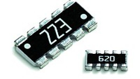SMD Resistor Array