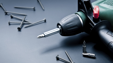Up to 30% cost reduction for your Cordless Power Tool system