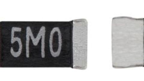 Panasonic ERJM series – Metal Plate Current Sensing Resistor