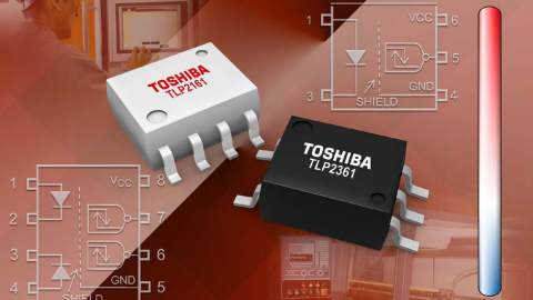 Toshiba Announces New High-Speed Logic IC Coupler
