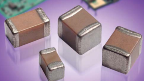 AVX – Extends the Capacitance Range & Voltage Ratings for its X7R MLCCs