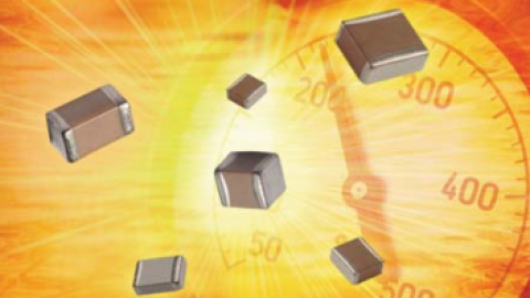 AVX – Introduces New AT Series High Temperature MLCC Chips Rated at 250°C