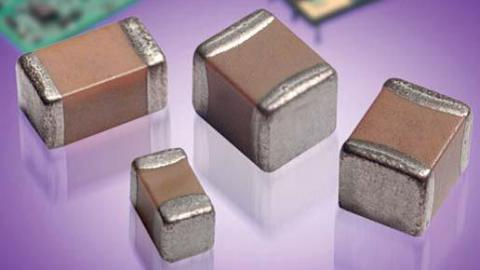 AVX adds new capacitance values and voltage ratings to its range of C0G (NP0) MLCCs