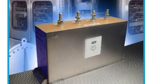 AVX Releases New FFLC DC Link Film Capacitor