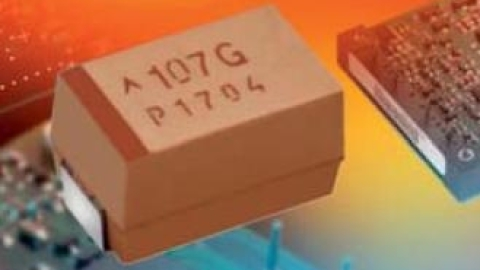 AVX – New 125V Tantalum Polymer SMD Capacitors Surpass Previous 100V Milestone