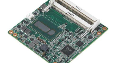 Advantech – New R2.1 Type 6 COM Express Compact Module