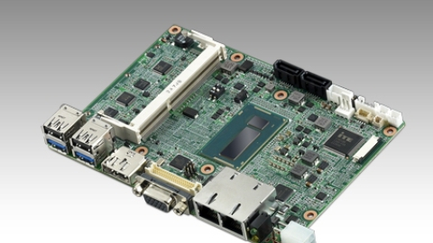 RUTRONIK EMBEDDED: New SBC from Advantech for IoT and Intelligent Systems