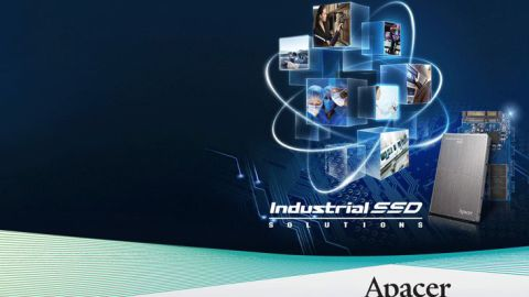 Apacer – Embrace the Big Data of Cloud Era SATA 3.0 SSD: SFD25H-M