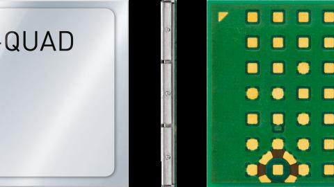 Telit launches smallest cellular M2M module – Telit´s GE866-QUAD