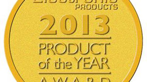 STMicroelectronics – Product of the Year 2013 Award for BlueNRG