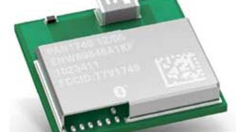 PAN1740 – Bluetooth Ultra Low Energy Module