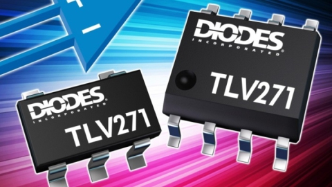 Diodes: Rutronik presents Low Voltage, Low Current Op-Amp