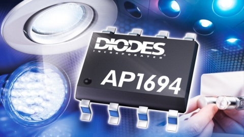 Diodes – Triac Dimmable Offline LED Driver for Cost Effective Triac Dimmable Lamps