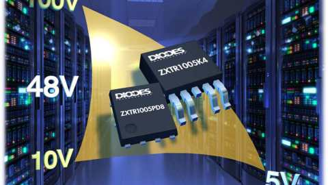 Diodes – High-Voltage Regulators Boost Power Density