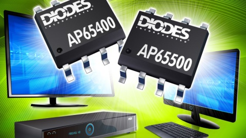 Diodes: Light Load Improved 5/4A Synch DC/DC Buck Converter