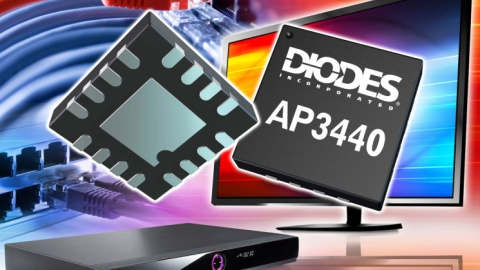 Diodes: 4A 2MHz High Performance Synchronous Buck Converter
