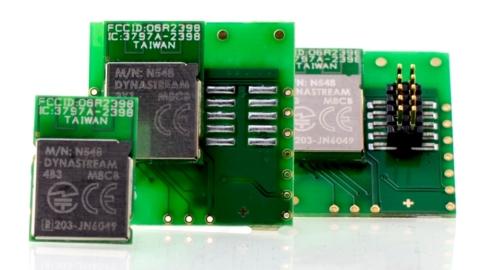 Dynastream: First Dual Protocol ANT SoC Module