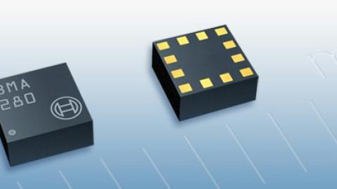 Bosch Sensortec – BMA280