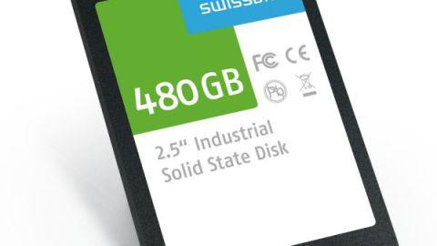 Swissbit – X-55 Series SATA SSD 2.5 For Cost-Sensitive Industrial Applications