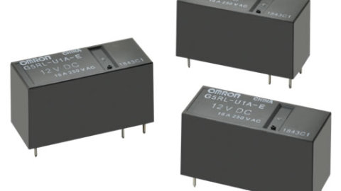 Omron – Rutronik includes new Lighting Control Relays in its portfolio