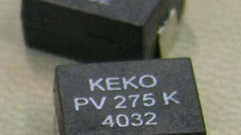 Keko Varicon plastic encapsulated varistors – PV Series