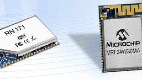 Microchip releases new firmware for their Wi-Fi modules with additional features!