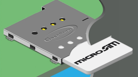 GradCon – New Push Micro SIM Connector offers Functionality combined with Cost Effective Pricing