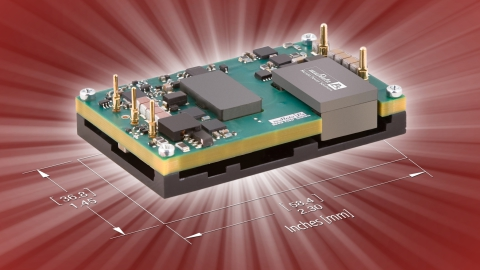 Murata: DOSA Compatible Quarter Brick DC-DC Converter Suits Wireless Backhaul and Smart Grid Applications