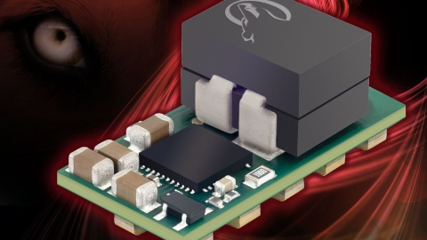 Murata: OKLP-X/35-W12-C  35A Power Block DC-DC Converter Module for FPGA and Embedded Applications