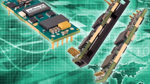 Murata: Eighth Brick DOSA Compliant 150 W DC-DC Converter Suits Distributed Power Applications