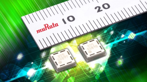 Murata – Worlds First Surface Mount Ultrasonic Sensor