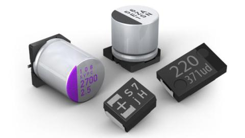 POLYMER CAPACITORS Speed up your Design – the next Stage of Low ESR