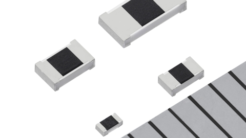 Panasonic ERJxBW series – Double Sided Structured High Power Current Sense Resistors