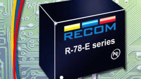 Recom – Watt DC/DC converters and R-78 switching regulators at very attractive prices