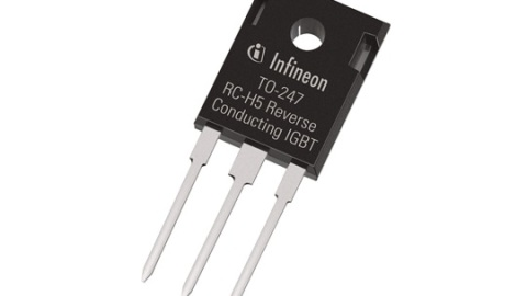 Next Generation of RC-H5 Reverse Conducting IGBT