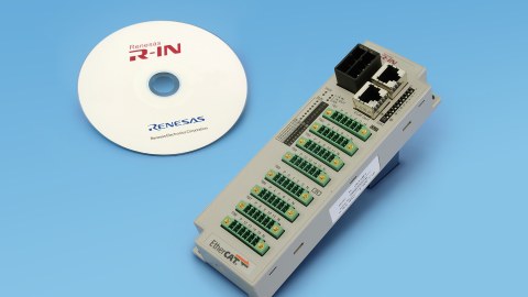 Renesas Electronics Announces Availability of Reference Design Solution for Industrial Remote I/O Devices