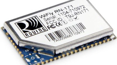 RN-171 802.11 b/g Wireless LAN Module