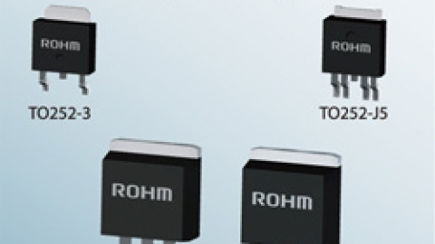 Rohm – New LDO Lineup Designed for Automotive Applications