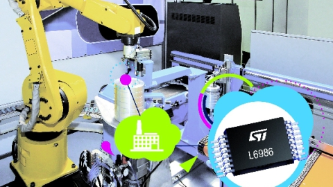 STMicroelectronics – Energy-Saving Synchronous Step-Down DC-DC Converters
