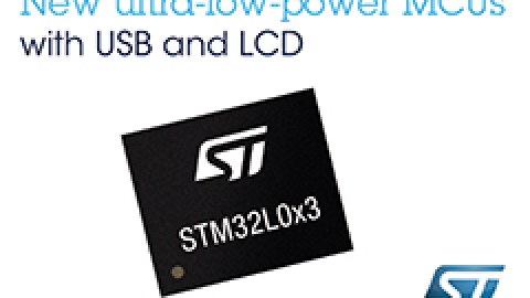STMicroelectronics – Rutronik ELECTRONICS WORLDWIDE as distribution channel for a new MCU product family