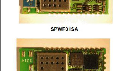 STMicroelectronics – Fast, Flexible and Affordable Plug&Play Wi-Fi Solution