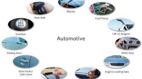 STMicroelectronics – Automotive-qualified Full Bridge for DC Motors with Full Diagnostics VNH5050A-E