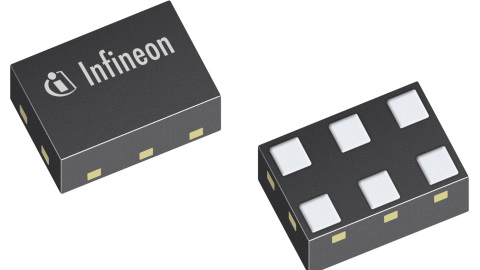 Infineons New MMIC LNAs and RF Switches for LTE Diversity