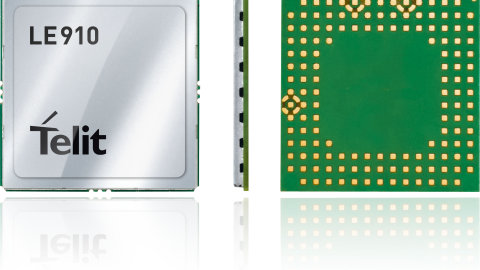 Telit introduces First Series of LTE Modules in Flagship xE910 Form Factor Family