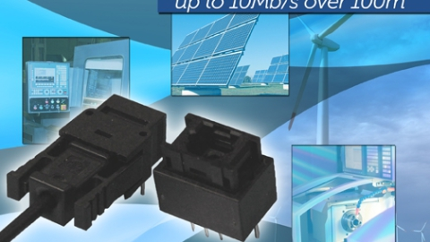 Toshiba Extends TOSLINK Family with New, Energy-Conserving Fibre Optic Transmission Modules