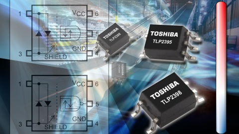 Toshiba Announces Dual Polarity Input Photocouplers for Industrial Designs
